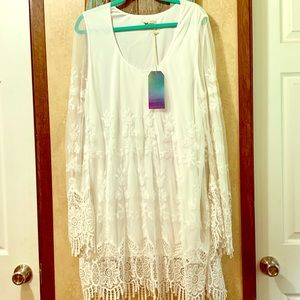 SHOW ME YOUR MUMU dress, never worn with tag!